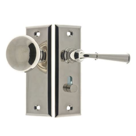 Screen Door Knob by Idh By St Simons Knob To Lever Screen Door Latch