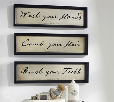 artwork for bathrooms rule of three with bathroom art speakman company