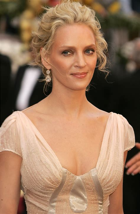 Uma Thurman Hairstyles by Uma Thurman Hairstyle Hd Pictures