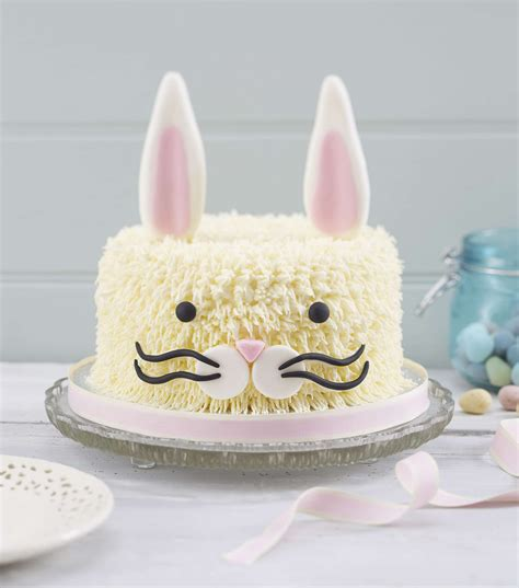 Roll Cake Rabbit how to make an easter bunny cake hobbycraft