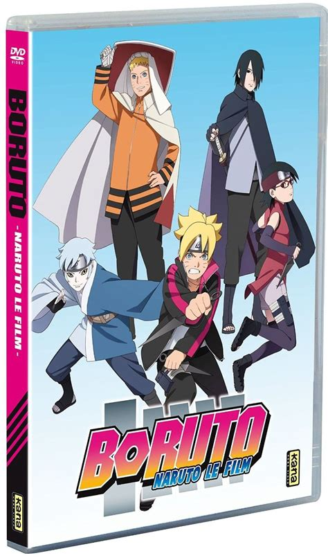 film boruto the muvie dvd boruto naruto the movie anime dvd manga news
