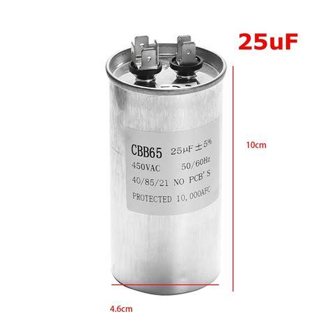 cbb65 capacitor diagram 15 50uf motor capacitor cbb65 450vac air conditioner compressor start capacitor alex nld