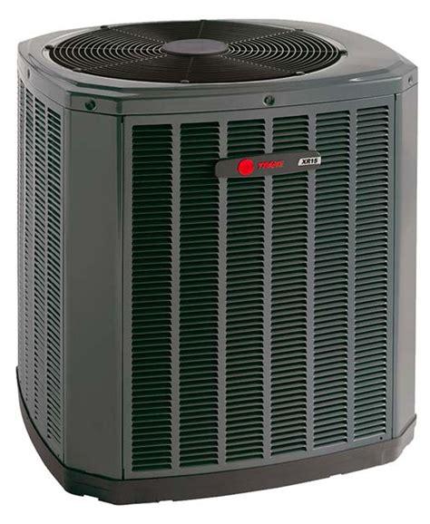 trane xr series  btuh air conditioner ttrj