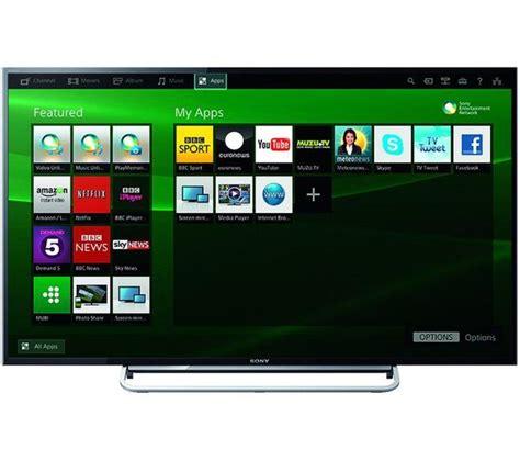 Sony Led 40 Smart Tv 40 sony kdl40w605 hd 1080p freeview hd smart led tv