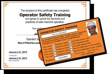 safety training plus llc 187 aerial lift operator