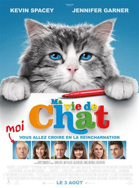 ma vie de chat film 2016 allocin 233