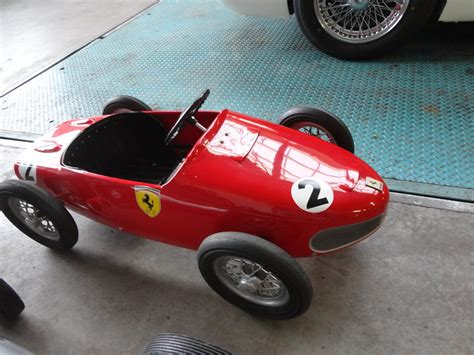 ferrari bicycle car ferrari pedal car 3 joop stolze classic cars