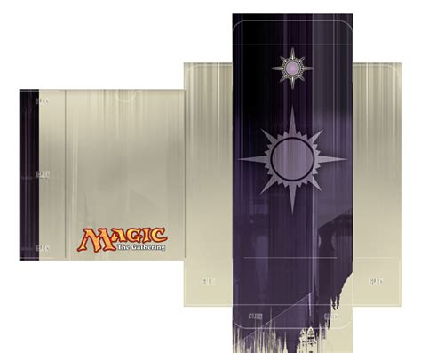 magic the gathering card box template orzhov guild deckbox template by lumberjacksquid on deviantart