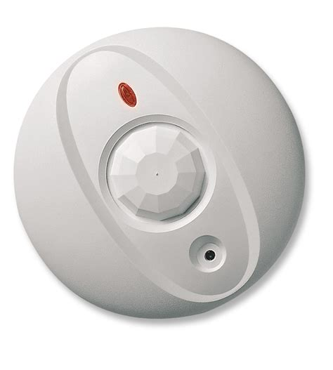 adt ceiling motion detector for hardwired security systems