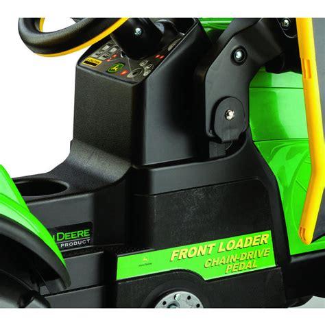 Sale Wheels Pedal Driver Sumbawa Shop peg perego deere pedal front loader model igcd0553