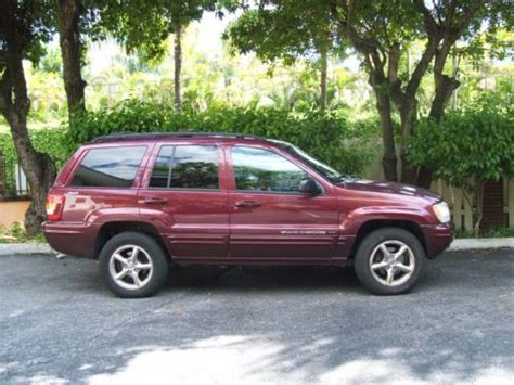 jeep grand msrp purchase used jeep grand limited 4x4 condition