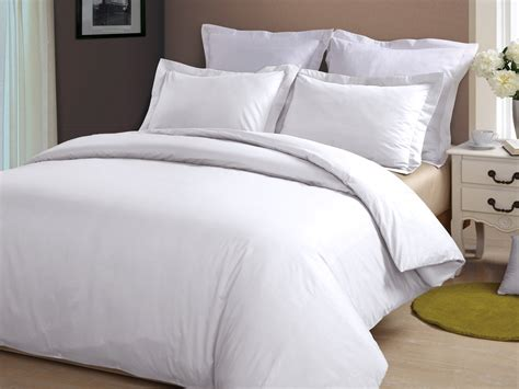 cotton comforter king 100 cotton duvet sham set in twin queen or king yugster