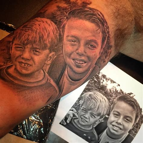 tattoo family photography family portrait tattoo by stevie monie tattoonow