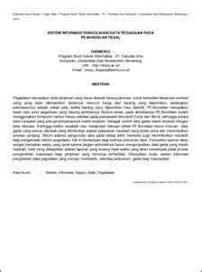 Contoh Abstrak Skripsi Ilmu Komputer - Contoh 43