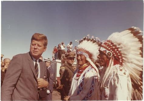 john f kennedy biography in hindi 6 things jfk did or didn t do for natives before his death