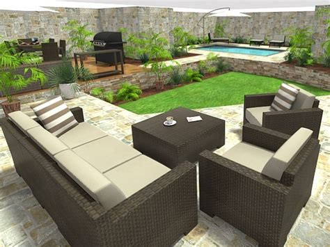 10 top ideas for outdoor living roomsketcher