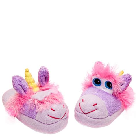 unicorn slippers uk stompeez unicorn slippers iwoot