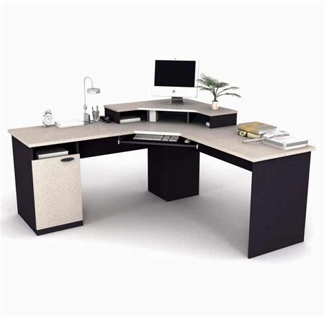 L Shaped Desk For Small Office Contemporary Small L Shaped Desk With Black Mainstays L Shaped Desk In Hutch Fireweed Designs