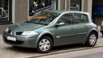 2004 Renault Megane 2004 Renault Megane Ii Pictures Information And Specs