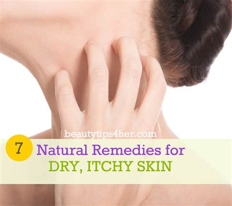 7 remedies for itchy skin