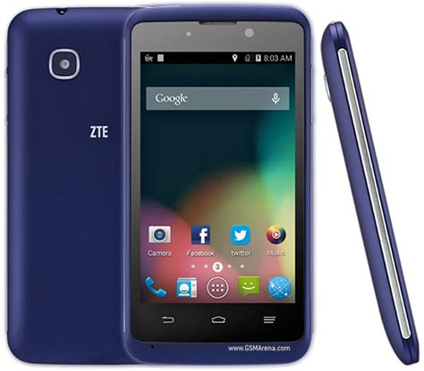 Hp Zte Kis Zte Kis 3 Pictures Official Photos