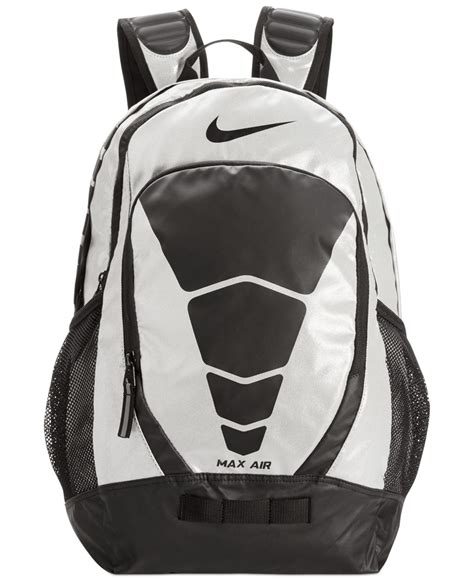 Backpack Nike Max Air Silver nike max air vapor metallic backpack in metallic for