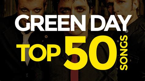 green day best songs green day top 50 best songs