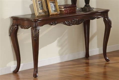 cherry sofa table with glass top cherry wood sofa tables cherrywood sofa table compact