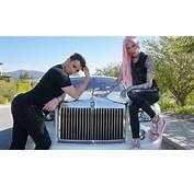 Jeffree Stars Rolls Royce Phantom  Celebrity Cars Blog