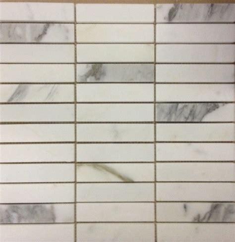 Modern Bathroom Mosaic Tile Calacatta Gold Marble Tiles Mosaics Italian Marble