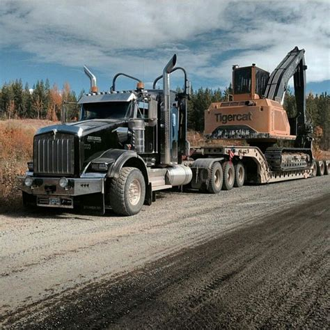 kenworth trucks ideas  pinterest semi trucks custom peterbilt  semis  sale