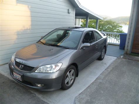 2004 honda civic ex for sale 2004 honda civic ex 2 door coupe for sale in seattle
