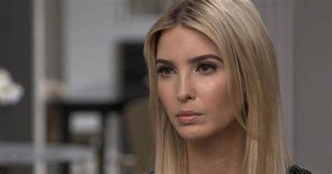 Ivanka Trumps Are Trying To Escape by Ivanka Says Don T Quot Conflate Lack Of