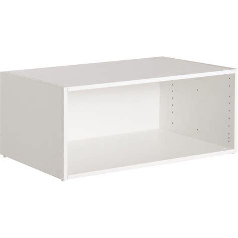 canapé 80 cm profondeur etag 232 re grande profondeur spaceo interior blanc l80 x h35