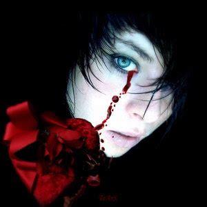 emos yorando imagui emo llorando sangre anime imagui