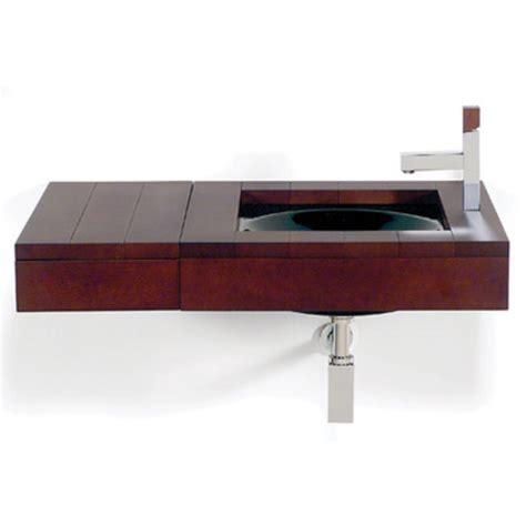 bathroom sinks wood countertops with integral