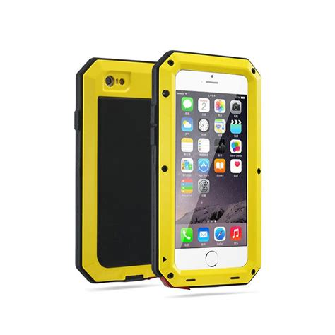 Casing Cover Waterproof Bag For Smartphone 4 7 5 5 Inch Abs180 waterproof shockproof aluminum gorilla metal cover for samsung iphone 7 6s ebay