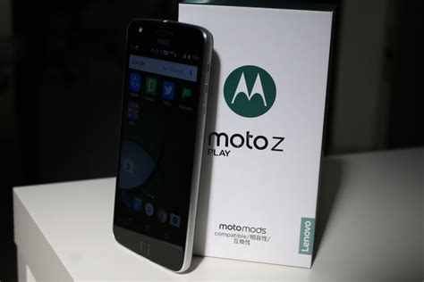 a z moto z play unboxing quick review gaming battery and