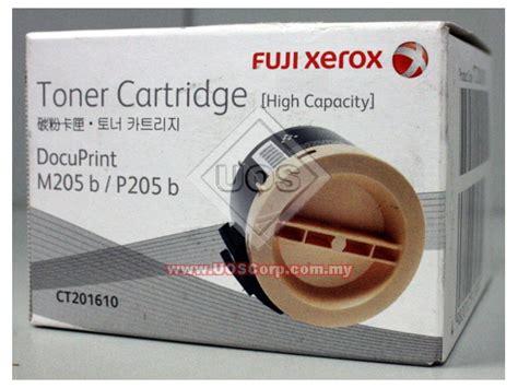 Toner Cartridge Compatible Xerox P205 M205 fuji xerox toner cartridge for docuprint m205 b p205 b high capacity uos corporation