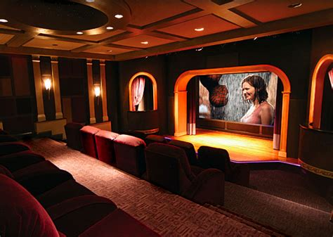 luxury home theater luxury homes theater