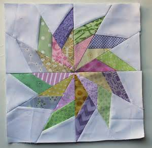 How To Make Paper Pieces - paper piecing monday tips wombat quilts