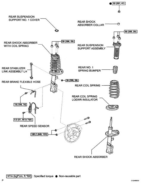2007 toyota camry struts 2007 toyota camry replacing rear struts i am about to