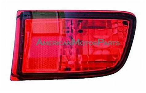 Ring Reflektor Rear Bumper Grand Vitara buy passenger replacement rear bumper reflector 03 05 04 toyota 4runner 8158060111 motorcycle in