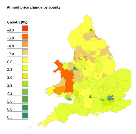 Chaign County Records Uk House Prices Hit Record Level According To Ons Visual Broadcast