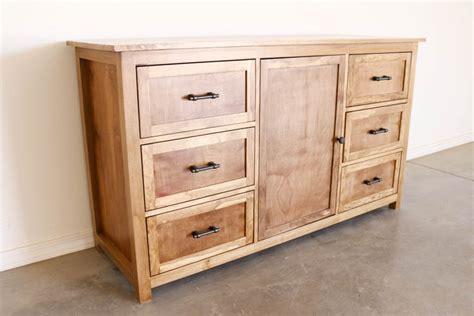 Diy Rustic Dresser by Diy Rustic Dresser W Free Building Plans Addicted 2 Diy