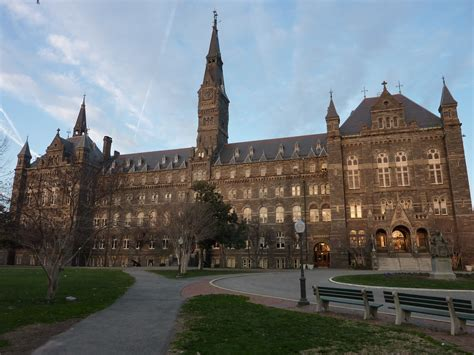 How Many Years Is Georgetown S Mba by Community Issues Georgetownsentinel
