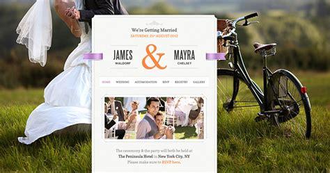 themes wordpress free wedding sites of the week giveaway 3 premium wordpress themes