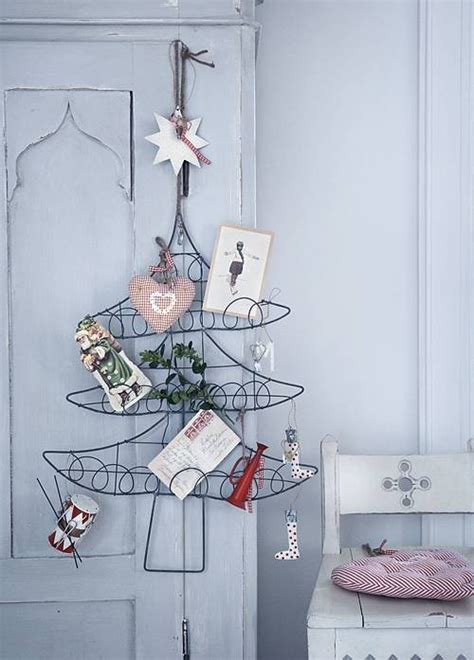 cute christmas tree card holder