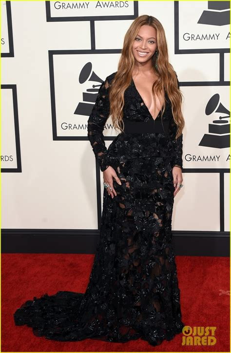 2015 grammy awards red carpet upi com beyonce is already a big winner on grammys 2015 red carpet