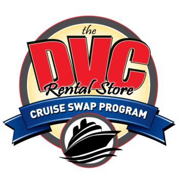 dvc rental cruise swap program dvc rental store